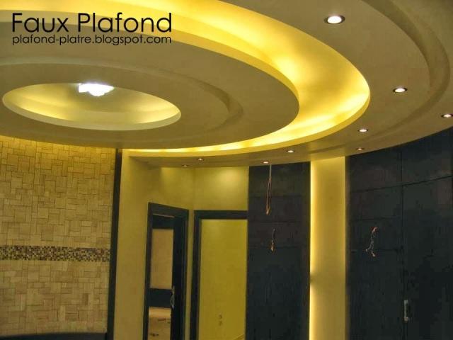 faux plafond salle de bain « designplafond - Faux Plafond Salle De Bain